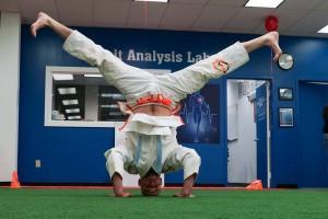 Pursuit Athletic Performance trainer and teacher, Zack Kraft-Shinn