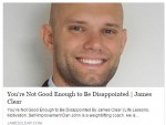 James Clear article