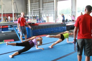 Pursuit Athletic Performance, RISE Gymnastics, gymnastics