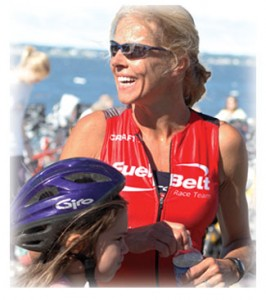 Lisbeth Kenyon, Norseman extreme triathlon, pursuit athletic performance, Ironman