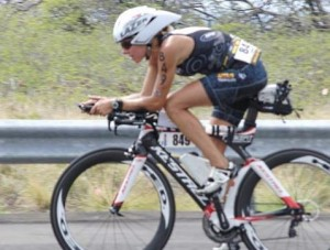 Lisbeth Kenyon, coach al lyman, Ironman, triathlon
