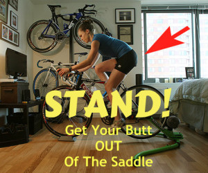 Cycling stand