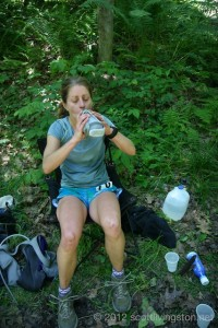 Debbie Livingston, Laurel Highlands Ultra, Pursuit Athletic Performance, ultra run