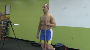 gait analysis, Jason Rita, Badwater, marathon, ultramarathon, ultrarun, Pursuit Athletic Performance