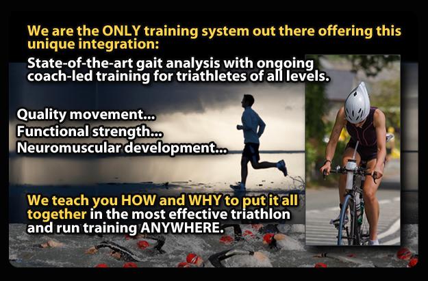 Triathlon Team Benefits