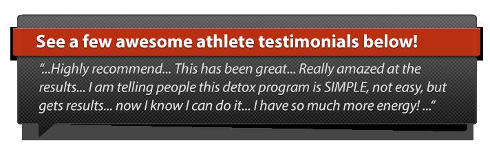 PAP Detox Testimonials