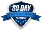30 Day No Risk Money Guarantee