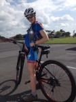 """""""Rach"""" knows how to keep it FUN and can rock the mountain bike too!"""