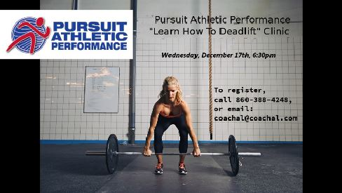 Have You Ever Wanted To Learn How To Deadlift Safely?