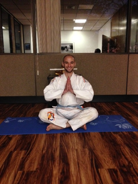 Meet Our Trainers: Zack Kraft-Shinn, Our Yoga Dragon